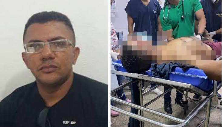 Acusados de tentarem matar policial civil são presos em Teresina