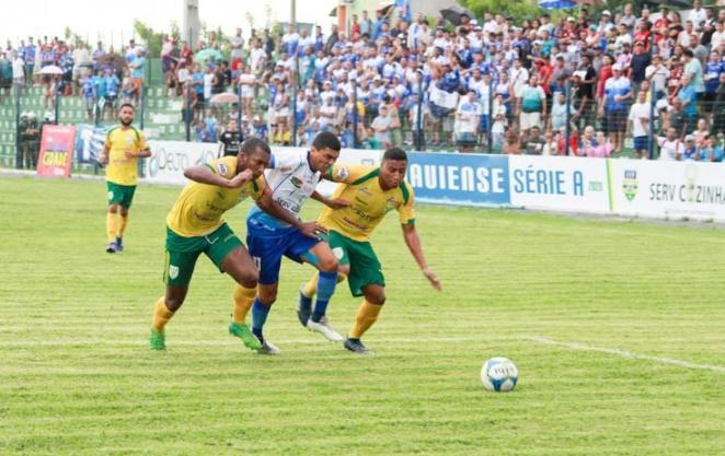 4 de Julho e Picos conhecerão hoje os adversários na Copa do Brasil
