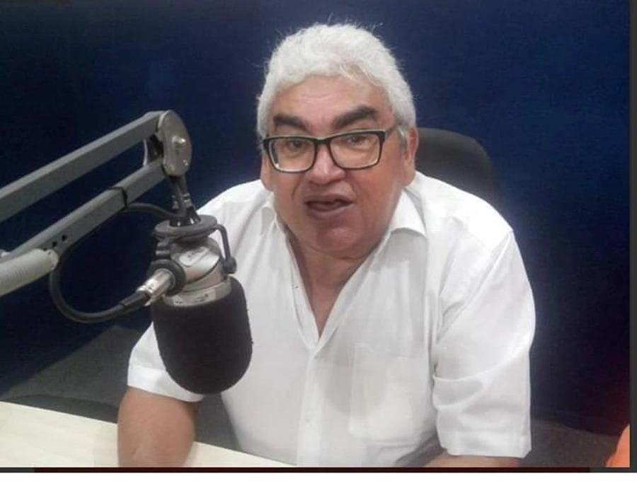 Radialista Zenóbio Melo morre aos 65 anos em Teresina
