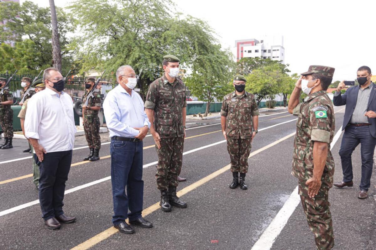 Exército Brasileiro doa terreno para a Prefeitura de Teresina