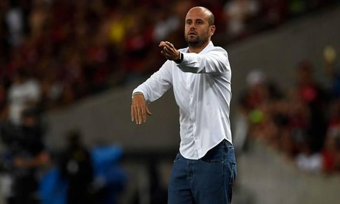 Internacional confirma contratação do técnico Miguel Ángel Ramírez