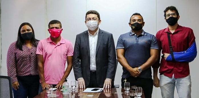 Secretário de Educação trata com supervisores sobre reativação de grêmios estudantis