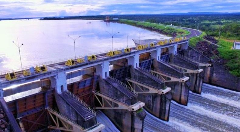 Reservatório da usina de Boa Esperança atinge 74,9% de seu volume útil