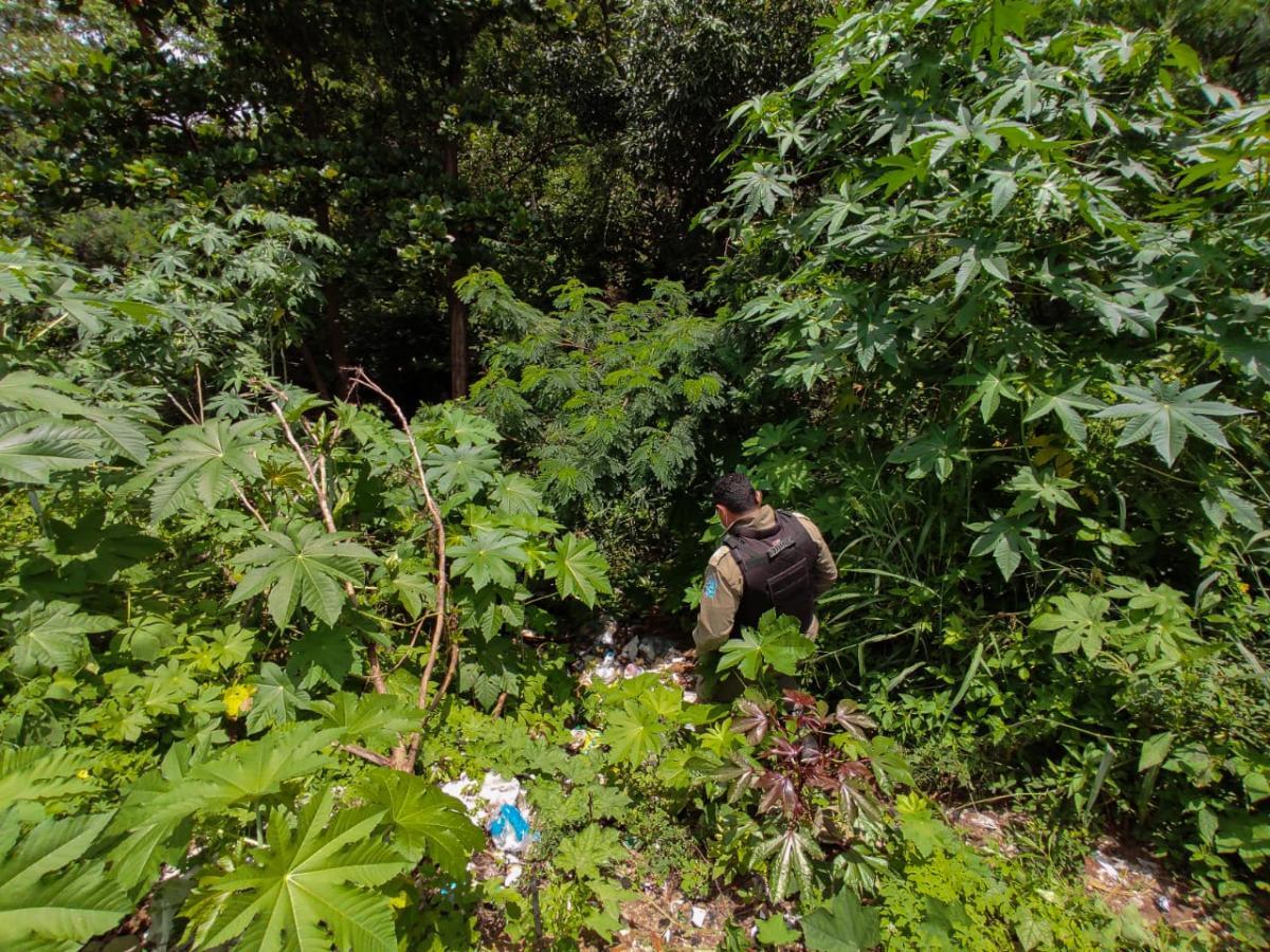 Corpo de homem que estava desaparecido é encontrado em grotão no Satélite