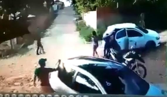 Suspeito atira e fere criança durante perseguição policial em Teresina