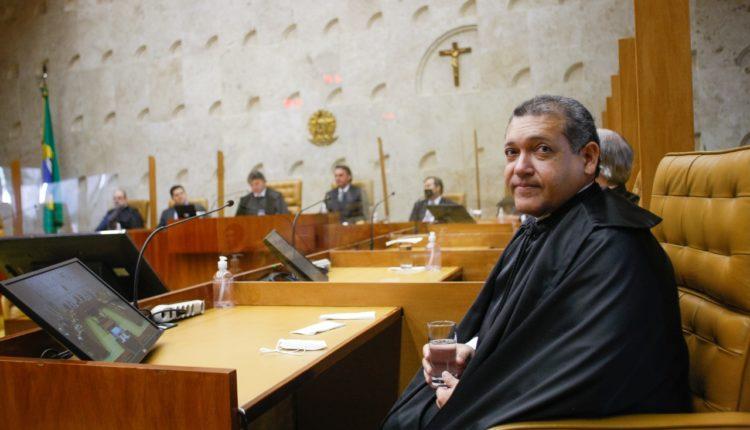 Nunes Marques pede vista e adia decisão do STF sobre suspeição de Moro