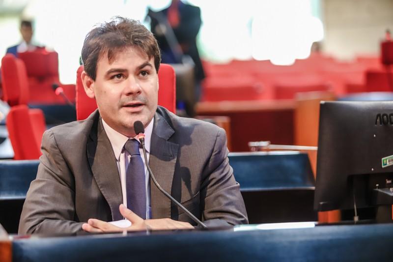 Deputado Severo Eulálio assume liderança do MDB na Assembleia