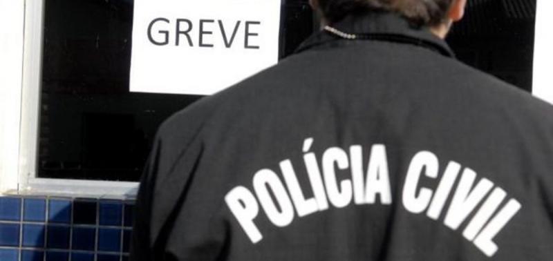 MP recomenda à Secretaria que PM's passem a registrar B.O's durante a greve da Polícia Civil