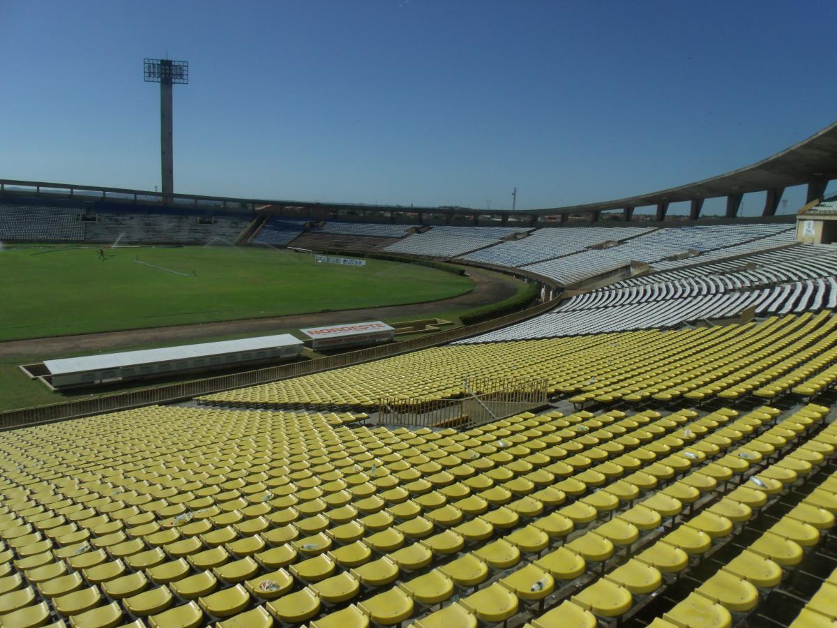 CBF confirma partida entre Altos x Ceará no estádio Albertão
