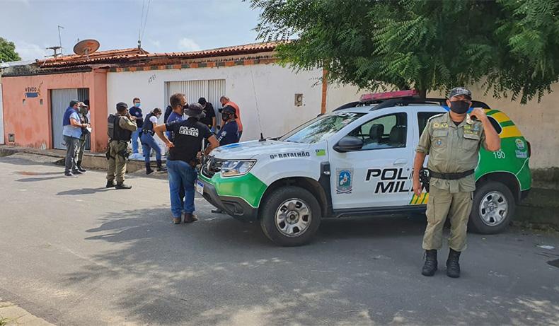 Homem é morto a tiros após perseguição no bairro São Joaquim