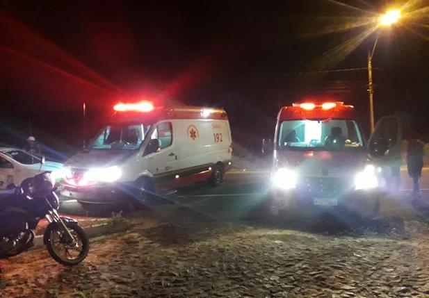 Três pessoas são baleadas após discussão por drogas na zona Leste de Teresina