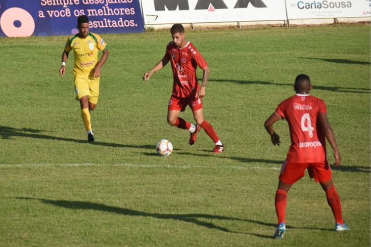 4 de Julho enfrenta o Sport na Ilha do Retiro pela Copa do Nordeste
