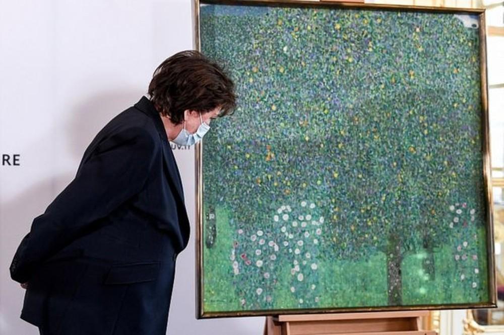 A obra de arte vendida durante o regime nazista que a França vai devolver a família judia