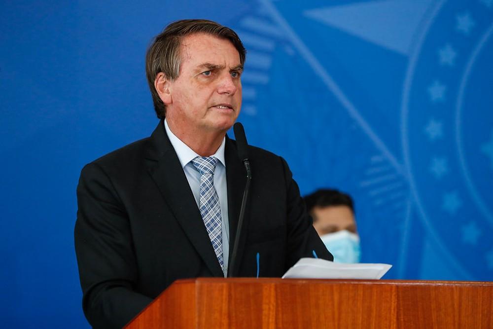 Datafolha: 56% dos brasileiros consideram Bolsonaro incapaz de liderar o país