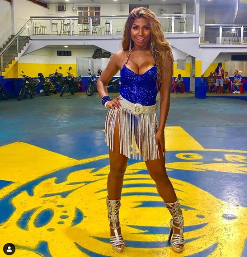 Polícia investiga morte de Tuane Rocha, musa do Carnaval do RJ