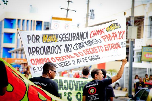 Piauí: Endividamento e jogo perverso dos políticos prejudicam a segurança