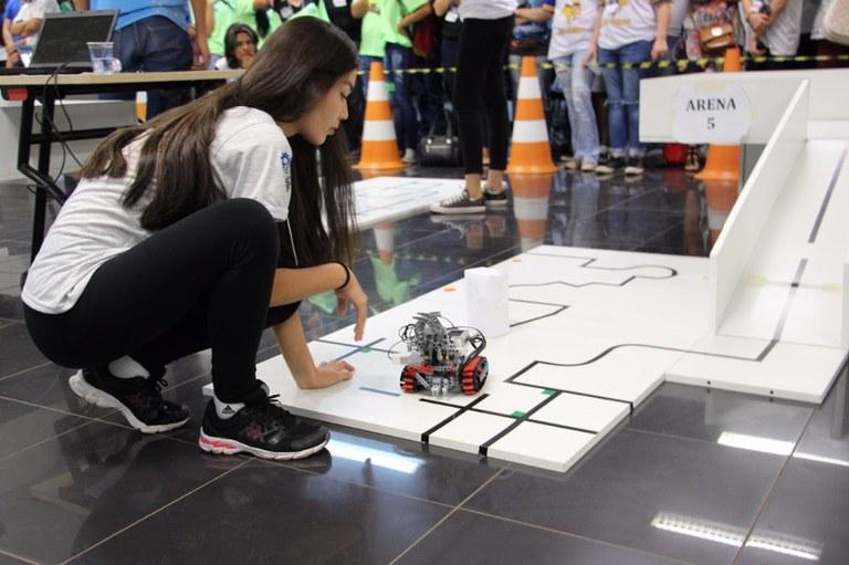 Alunos de Teresina conquistam sete medalhas na Olimpíada Brasileira de Robótica
