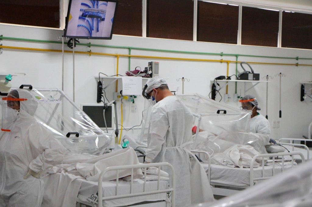Após decisão do STF, governo libera R$ 8 milhões para leitos de UTIs no Piauí