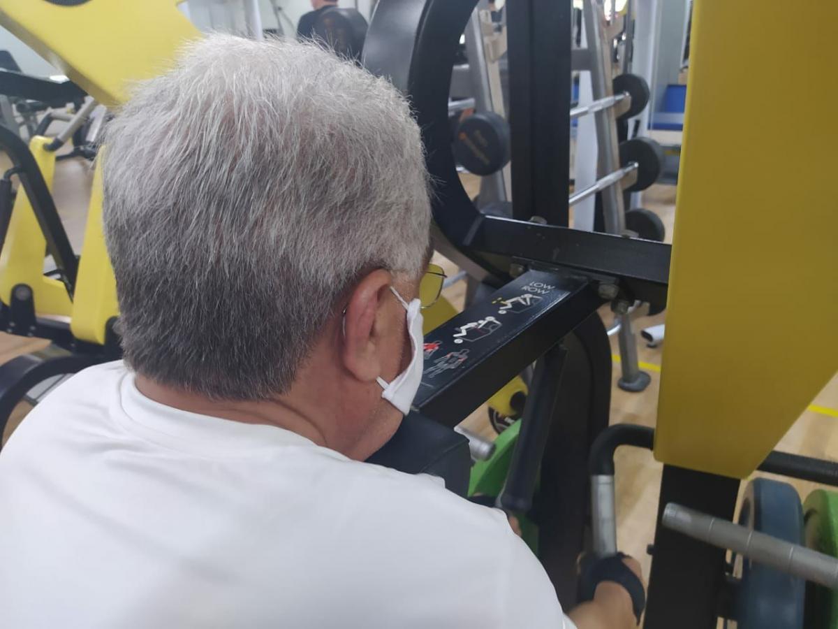 Aumento de força muscular prolonga vida de idosos