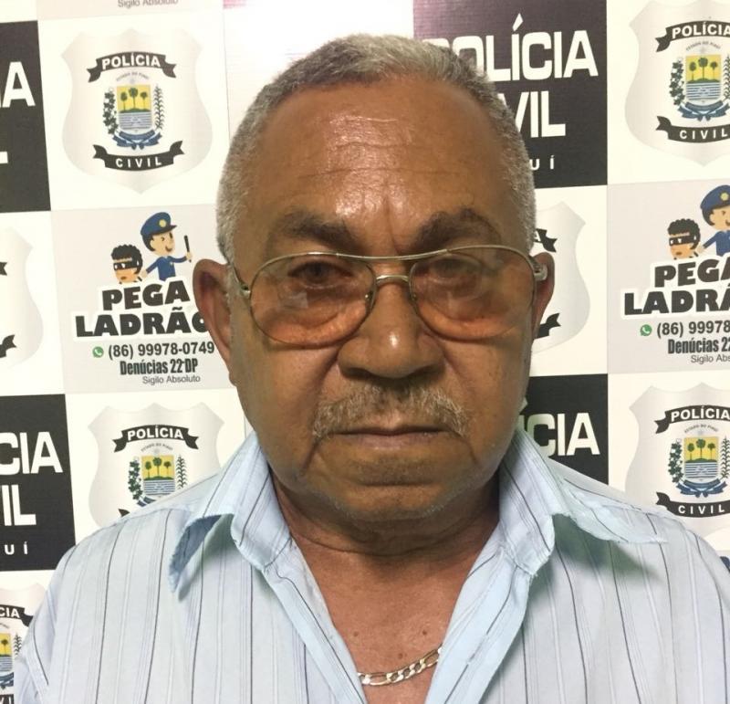 Comerciante é preso acusado de receptar produtos roubados em Teresina