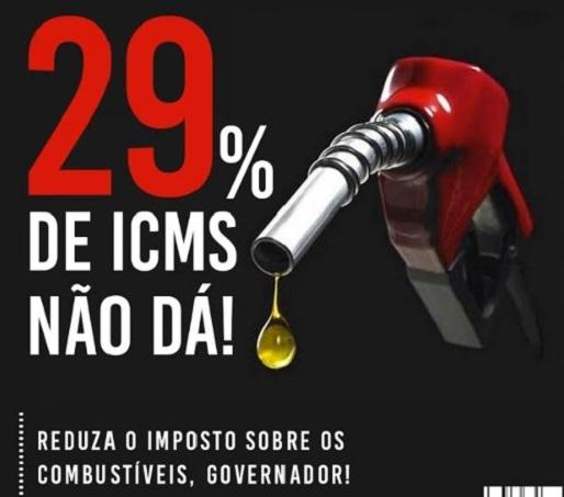 Deputados pedem ao Governador que reduza ICMS dos combustíveis no Piauí