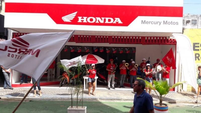 Cidade Junina será vitrine da Mercury Motos durante oito noites