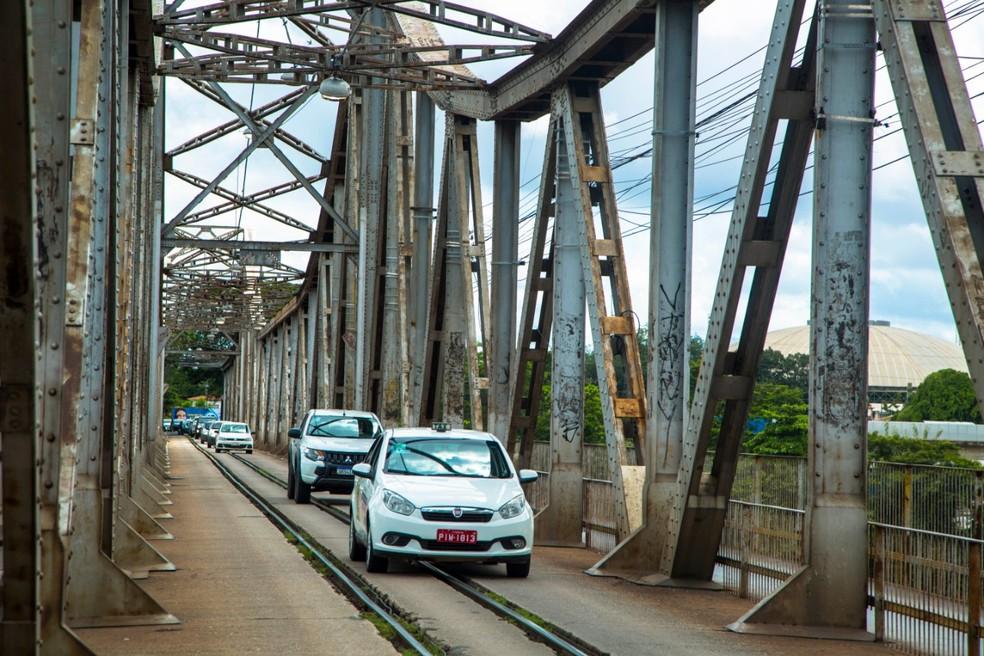 Ponte Metálica será totalmente interditada para conter avanço da pandemia