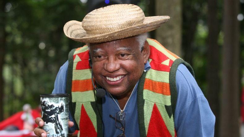 Aos 76 anos, morre João Acaiabe, o Tio Barnabé do 'Sítio do Picapau Amarelo'