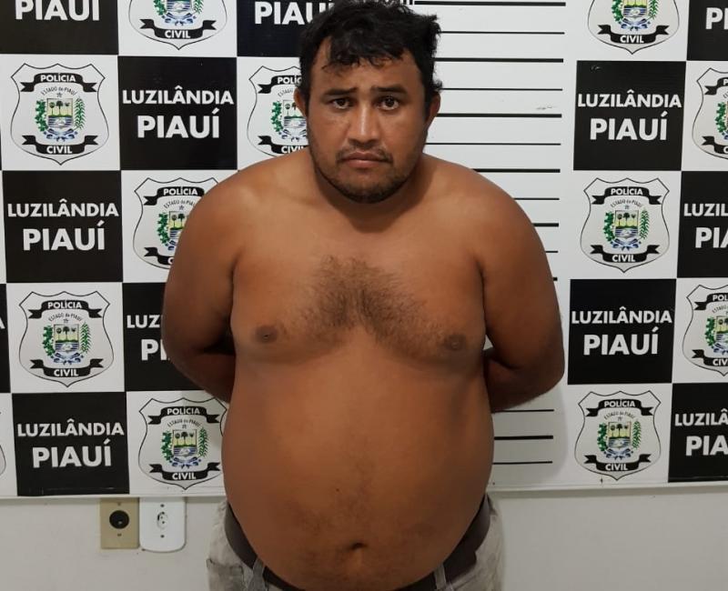 Preso tio acusado de estuprar e transmitir DST para sobrinha de 11 anos no Norte do Piauí