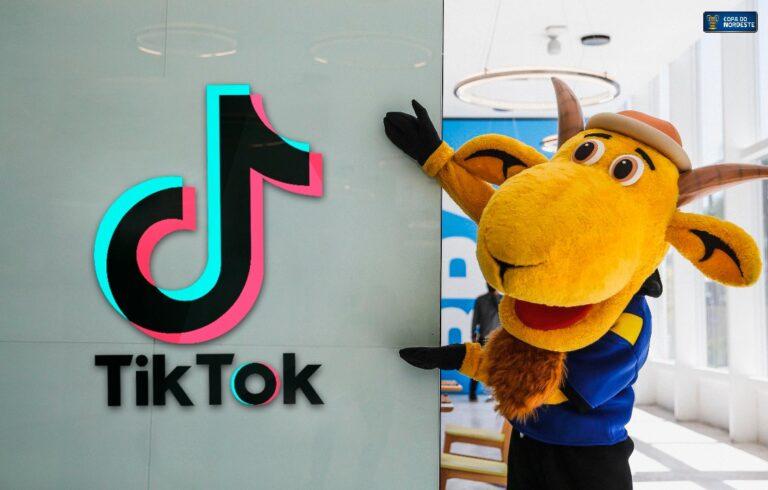 Copa do Nordeste terá primeiro jogo de futebol da história transmitido pelo TikTok