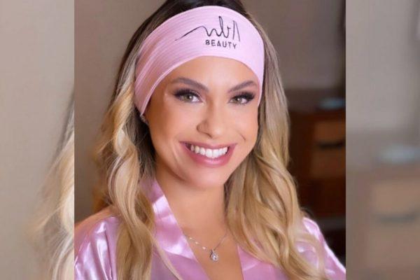 Sarah passou por tratamento de beleza após ser eliminada do BBB21