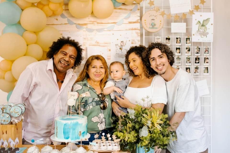 A Força da Notícia: Aniversário de Jorge Alexandre Magalhães Nascimento Sousa