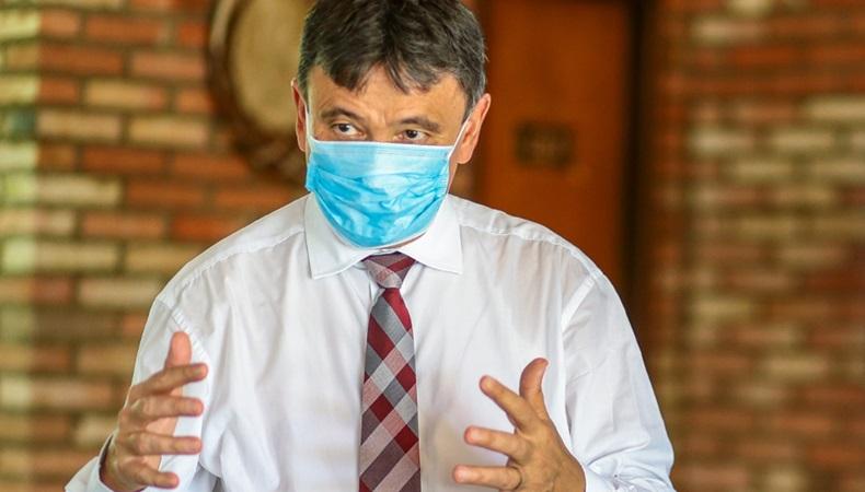 Wellington Dias participa de reunião com o COE para definir medidas restritivas no Piauí
