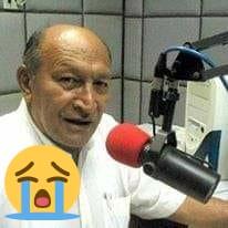 Radialista Chico Silva morre vítima de complicações da Covid-19