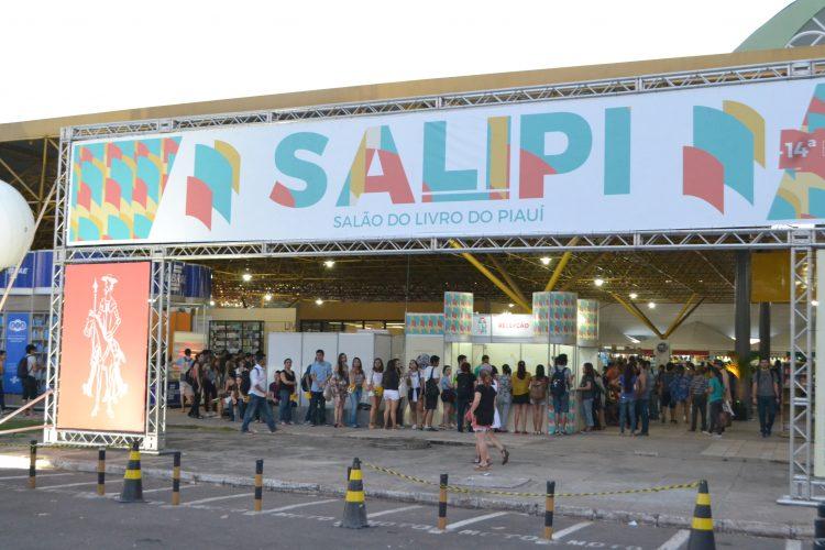 Programação do Salipi começa nesta sexta-feira, na UFPI