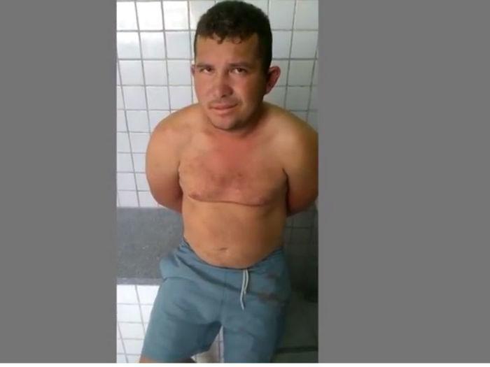 Acusado de assassinar esposa afirma que cometeu o crime por ciúmes