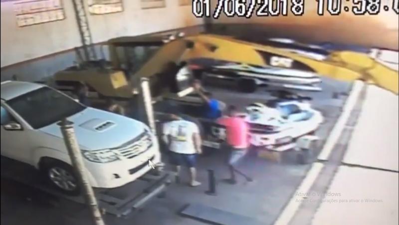 Criminosos fazem arrastão em mecânica na zona Norte de Teresina