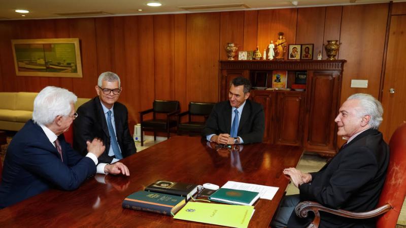 Temer confirma Ivan Monteiro na presidência da Petrobrás