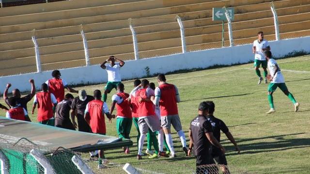 Picos perde de 1 a 0 e é eliminado na segunda fase da Copa do Brasil
