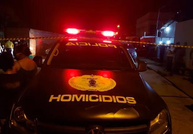 Homem é morto com oito tiros no Alto da Ressurreição em Teresina