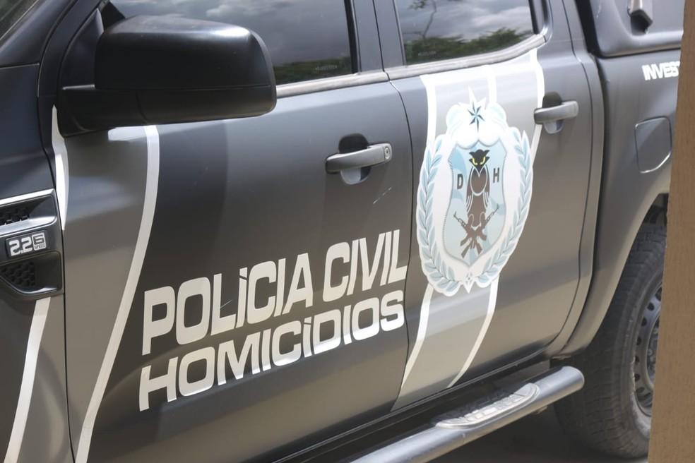 Jovem é morto na porta de casa com tiros em Teresina