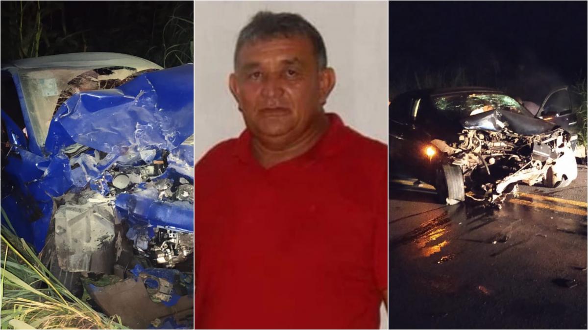 Pai de vereadora morre em grave acidente na BR-316 em cidade do Piauí