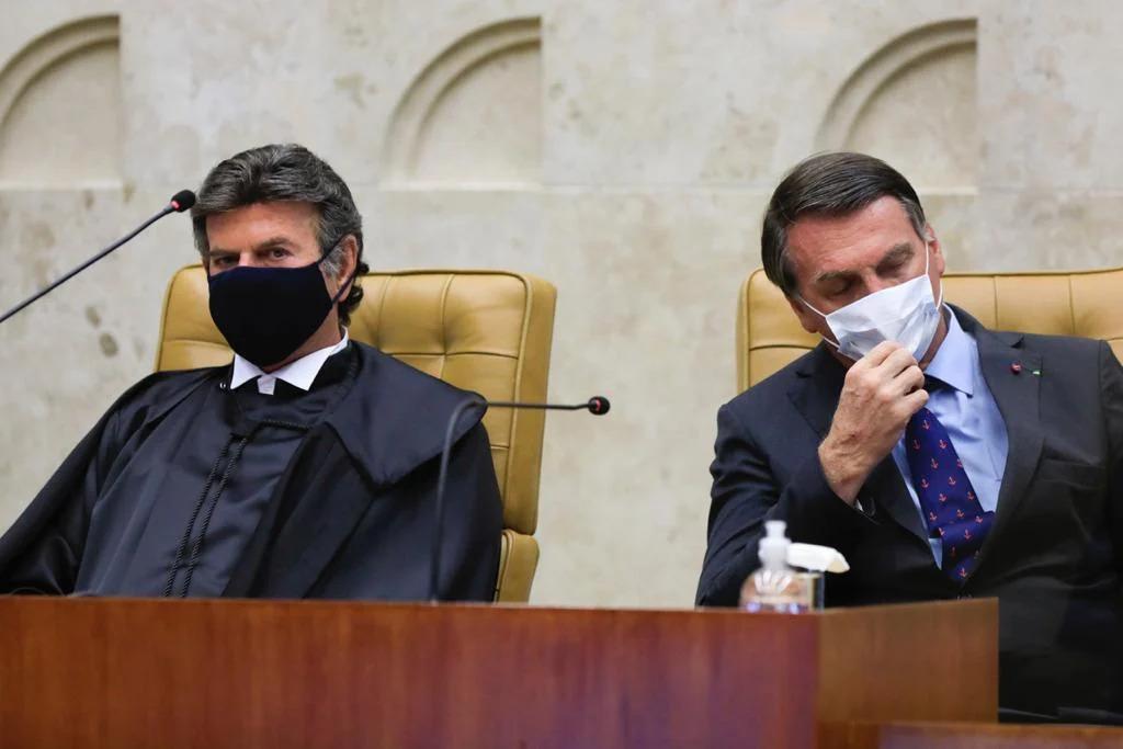 Presidente do STF Luiz Fux marca julgamento sobre CPI da Covid-19