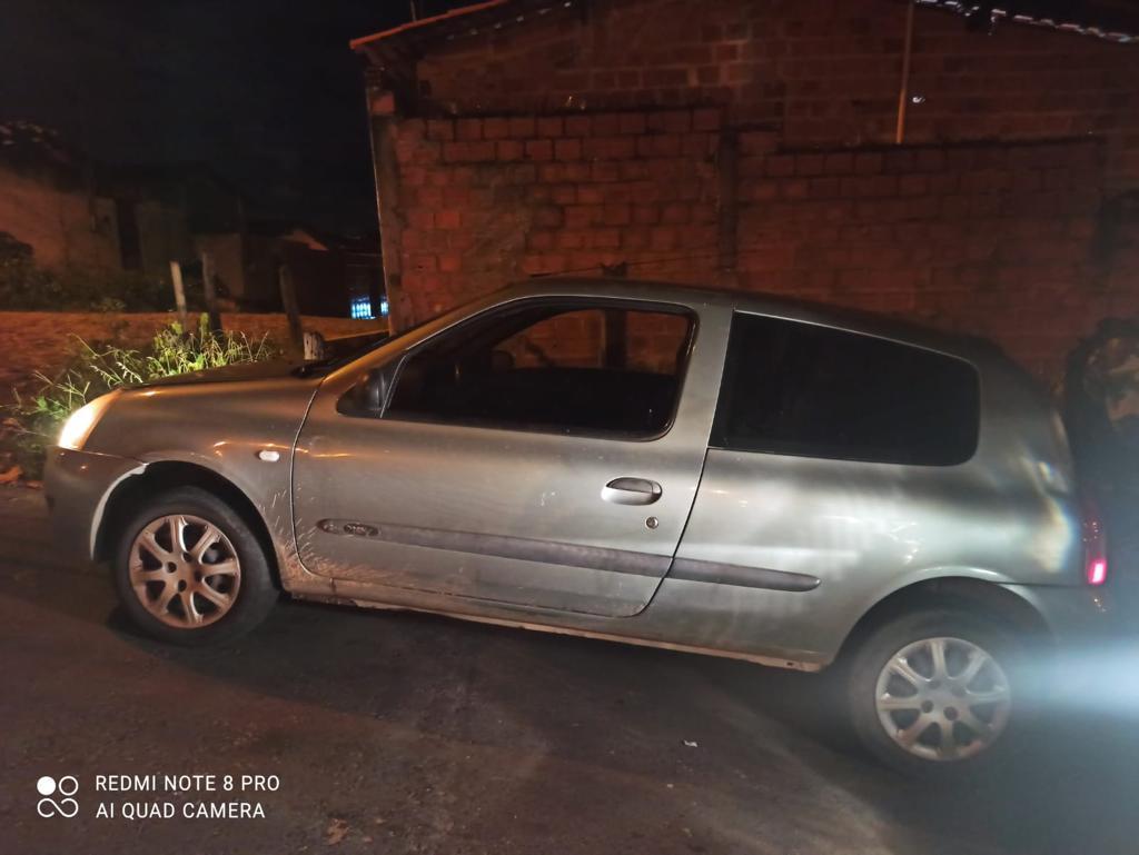 Adolescentes são apreendidos cometendo roubos em carro em Teresina