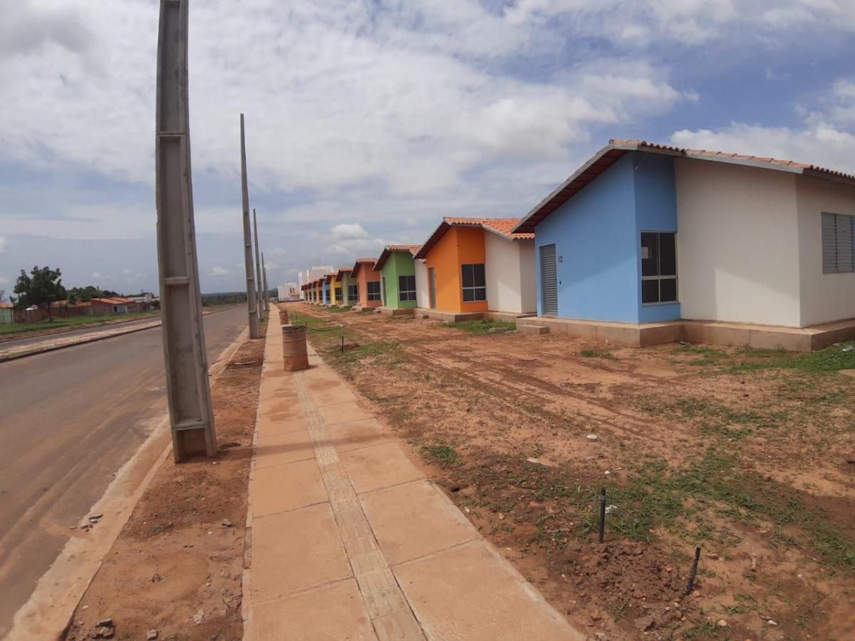 Prefeitura de Teresina entrega 80 casas pelo programa Lagoas do Norte