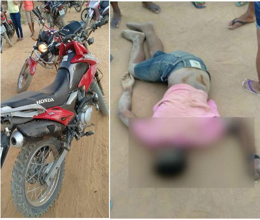Cantor morre em acidente com motocicleta no Sul do Piauí