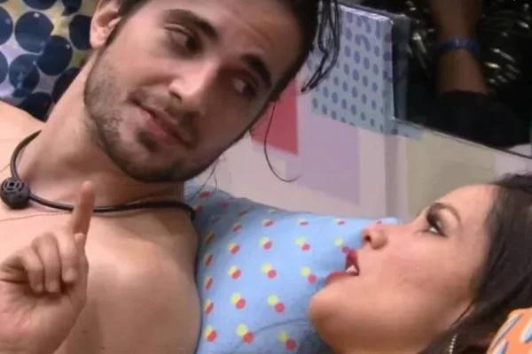 """Fiuk provoca Juliette: """"Você não provou minha boca ainda"""