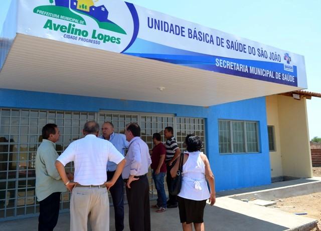Homem é preso após invadir Unidade Mista de Saúde em Avelino Lopes