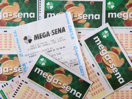 Aposta vencedora da Mega-Sena é um bolão de cinco pessoas