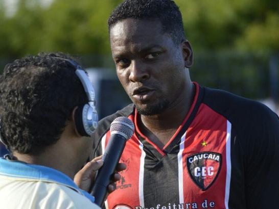 Aos 38 anos, Marcelo Nicácio rechaça críticas e garante: 'Estou 100%'